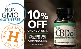 Plus CBD Oil Discounts